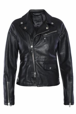 Biker jacket od Diesel Black Gold