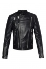 Biker jacket designed for vitkac od Diesel Black Gold for VITKAC