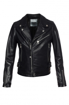 Biker jacket designed for vitkac od Diesel Black Gold
