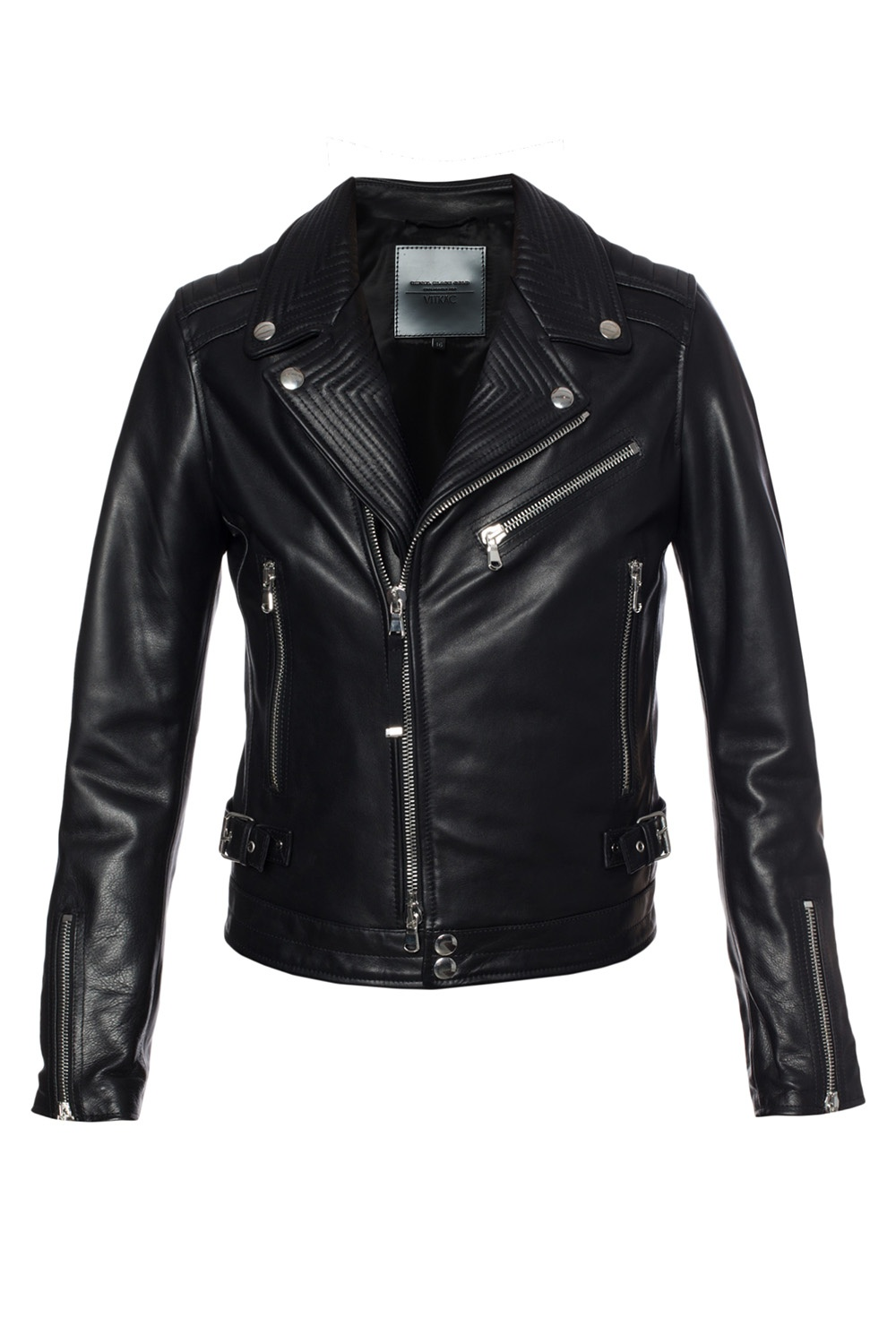 Diesel Biker jacket designed for Vitkac