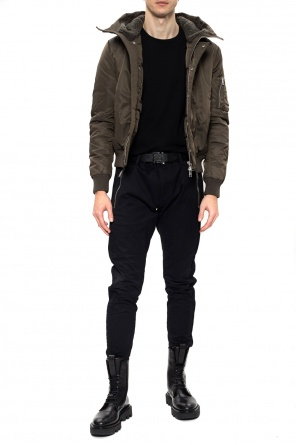 'lowdes' hooded jacket od AllSaints