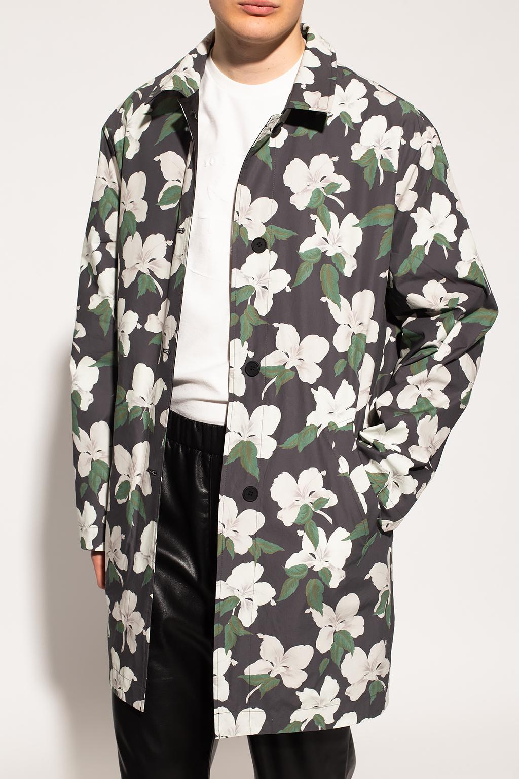 AllSaints 'Lower' reversible coat