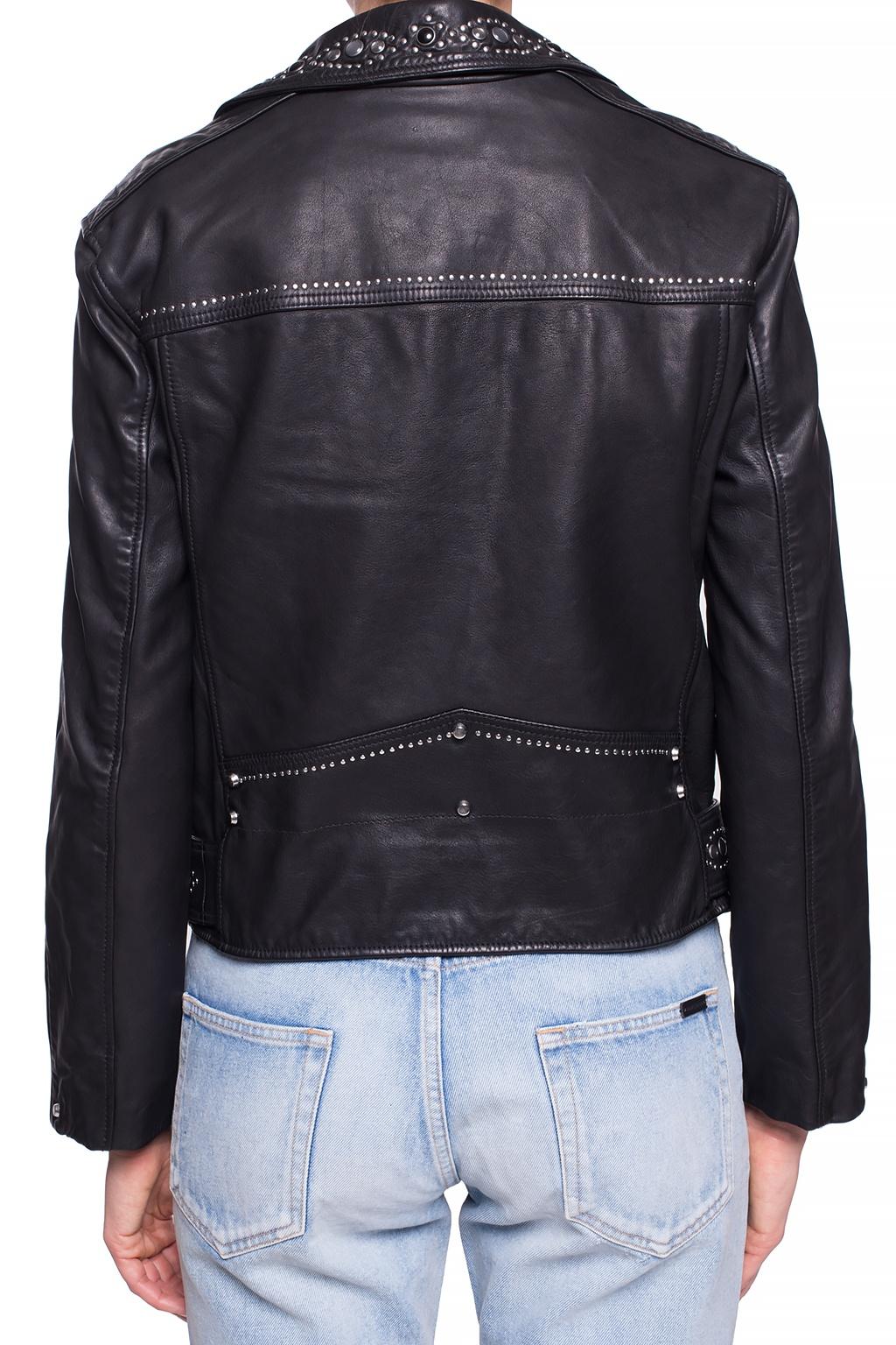 AllSaints 'Luna' leather jacket