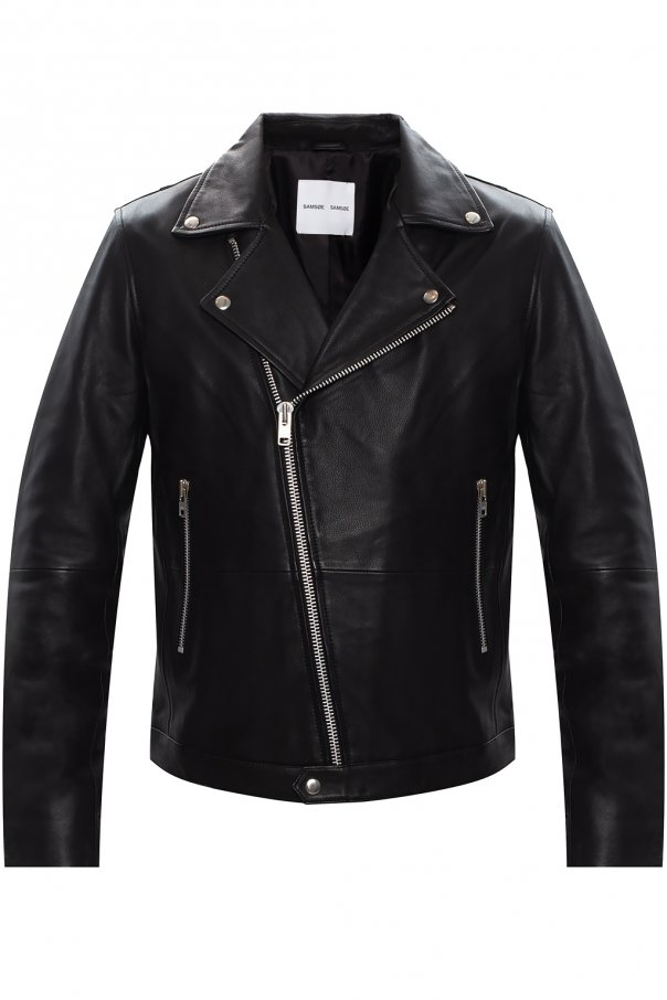 Samsøe Samsøe Leather jacket