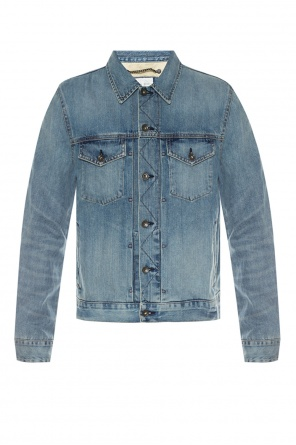 Distressed denim jacket od Rag & Bone