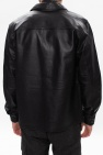 Samsøe Samsøe Leather shirt