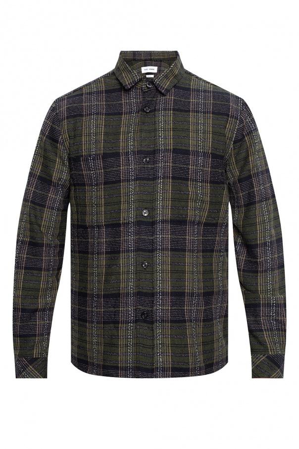 Samsøe Samsøe Checked shirt