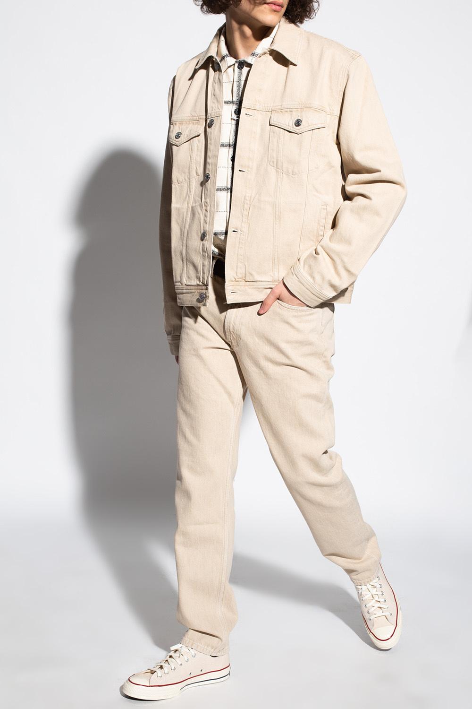 Samsøe Samsøe Denim jacket from organic cotton