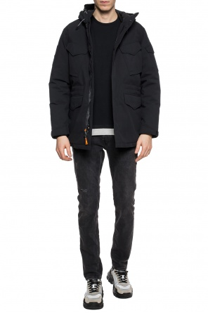 Branded down jacket od Rag & Bone