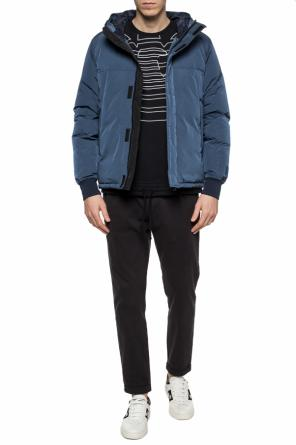 Hooded down jacket od Paul Smith