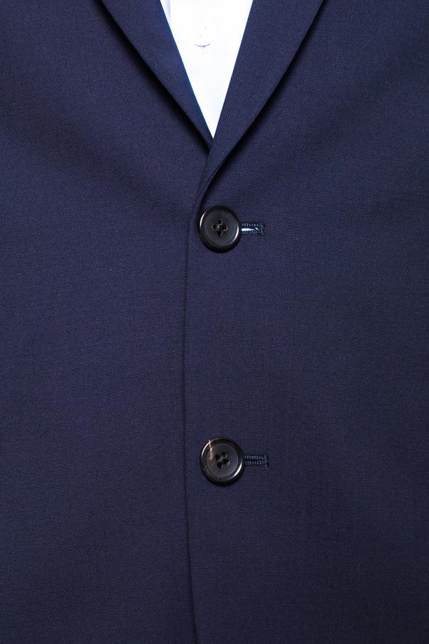 Blazer with notch lapels od PS Paul Smith