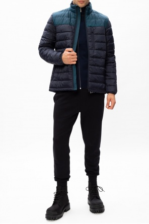 Quilted jacket with logo od PS Paul Smith