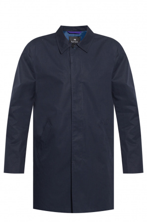 Coat with collar od PS Paul Smith