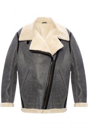 Shearling coat od Isabel Marant Etoile