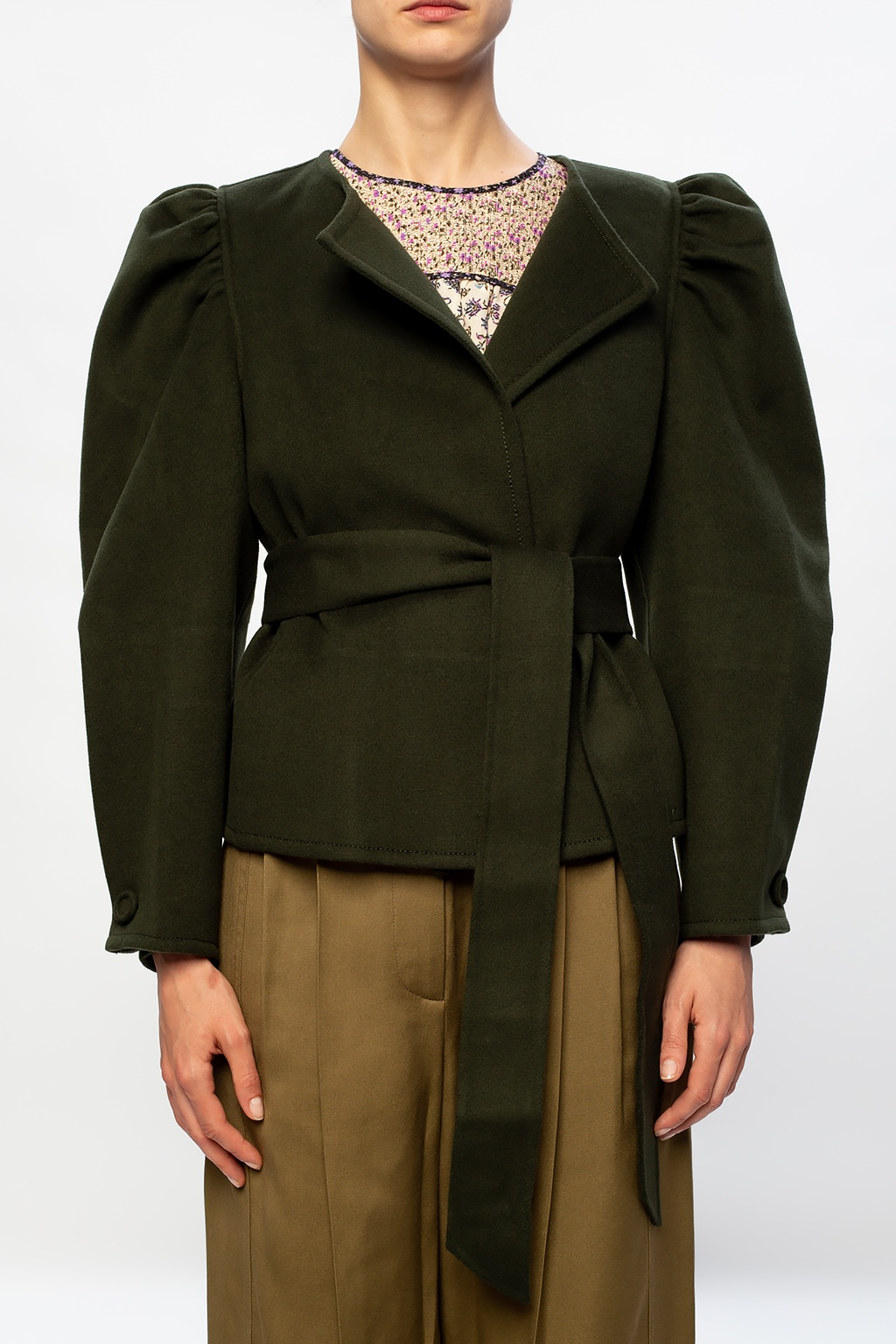 Ulla Johnson 'Maxine' wool jacket