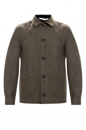 'mace' wool jacket od Rag & Bone