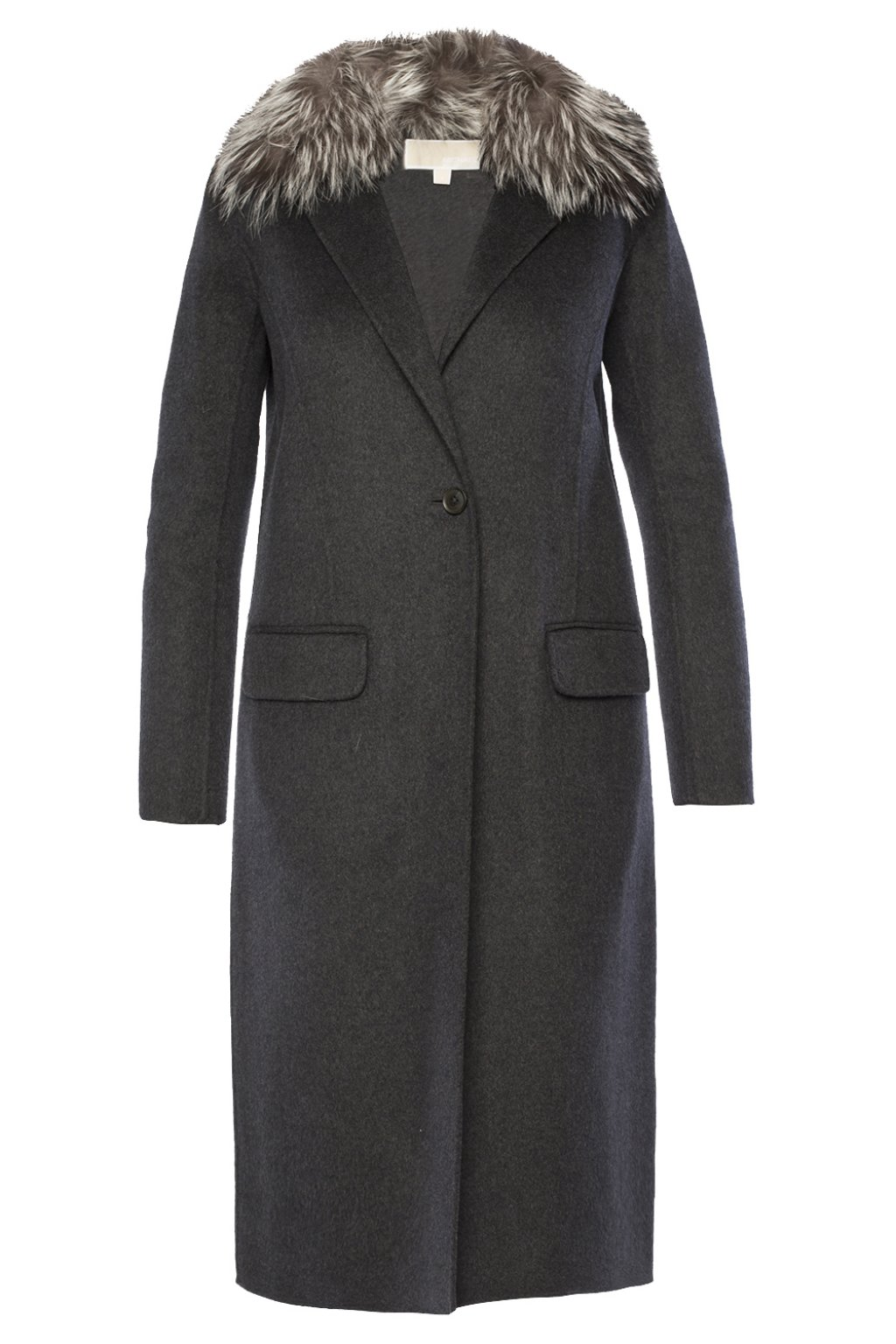 Michael Michael Kors Fur collar coat