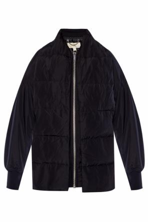 Bomber jacket with a shawl od Michael Kors