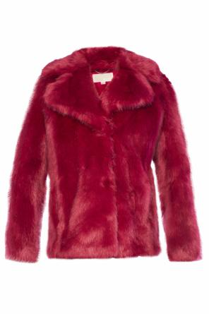 Fur jacket od Michael Kors