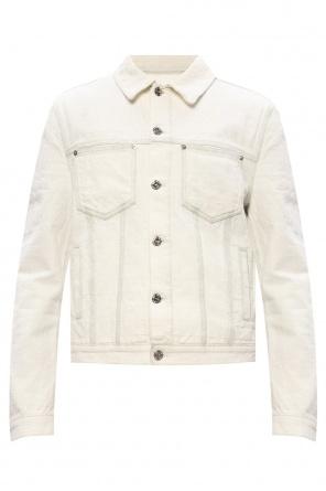 Jacket with logo od MCM