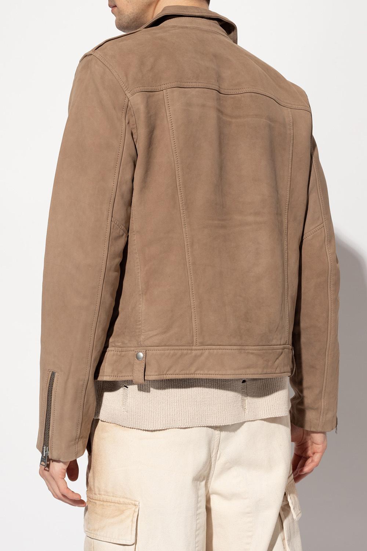 AllSaints 'Milo' leather jacket