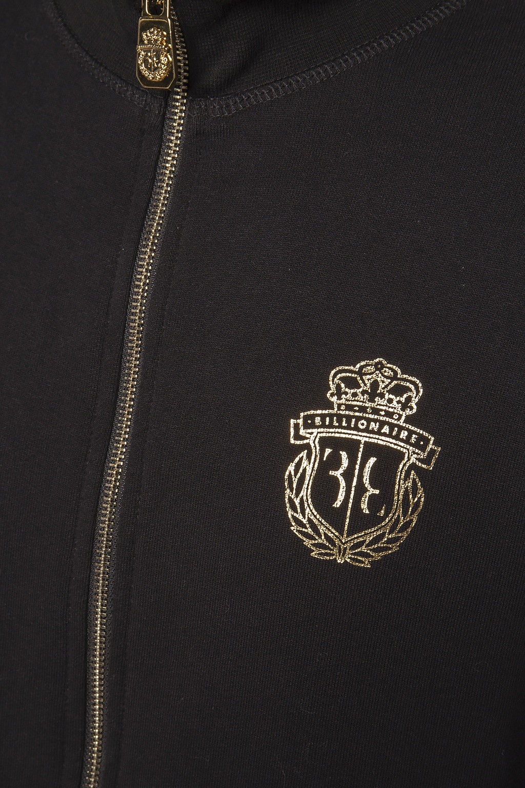 Billionaire Band collar sweatshirt