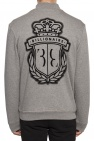 Billionaire Band collar sweatshirt