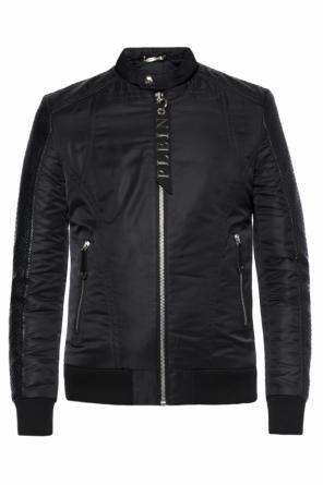 Band collar jacket od Philipp Plein