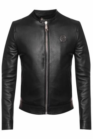 'original' leather jacket od Philipp Plein