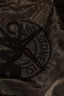 Stone Island Kids logo飞行员夹克
