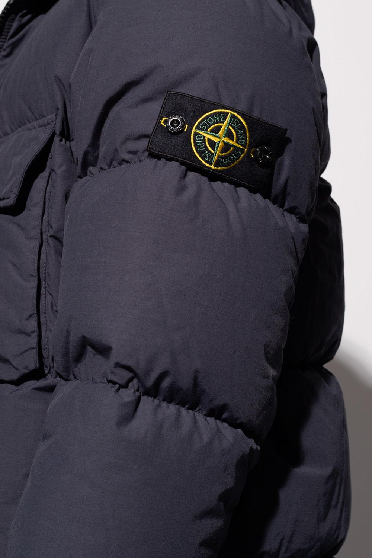 Stone Island Jacket with logo
