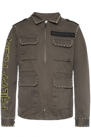 Jacket with studs od Philipp Plein