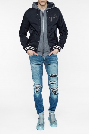 Hooded jacket od Philipp Plein
