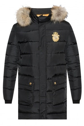 Quilted down jacket od Billionaire