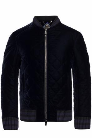 Quilted jacket with pockets od Billionaire