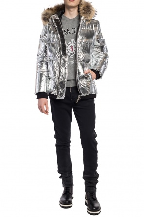 Quilted down jacket od Philipp Plein