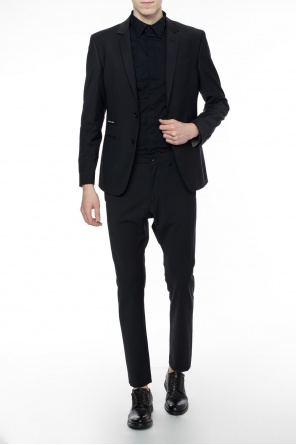 Blazer with patch od Philipp Plein