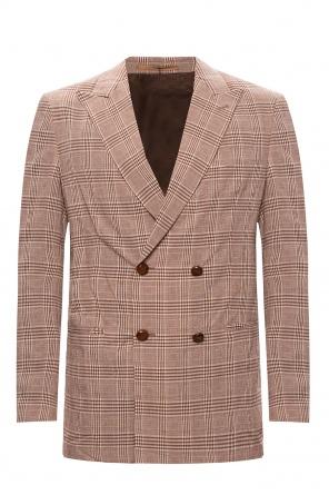 Checked blazer od Nanushka