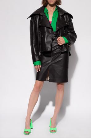 Oversize jacket od Nanushka