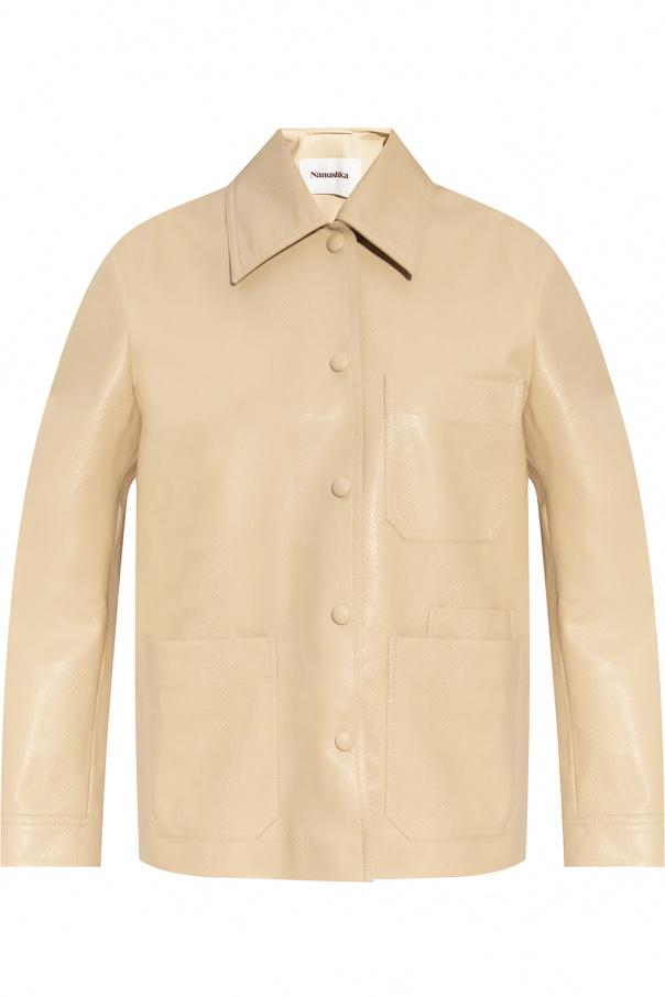 Nanushka Jacket with collar