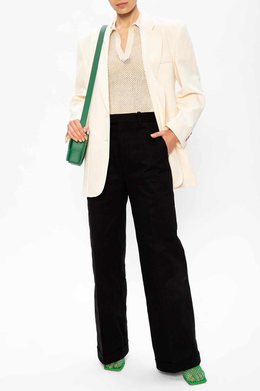 Nanushka Blazer with pockets