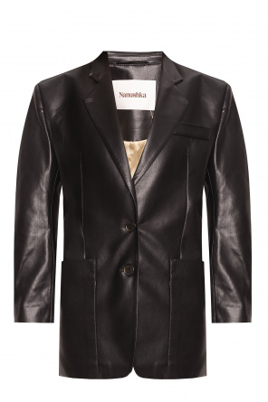 Blazer with notch lapels od Nanushka