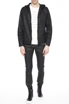 Hooded jacket od John Varvatos