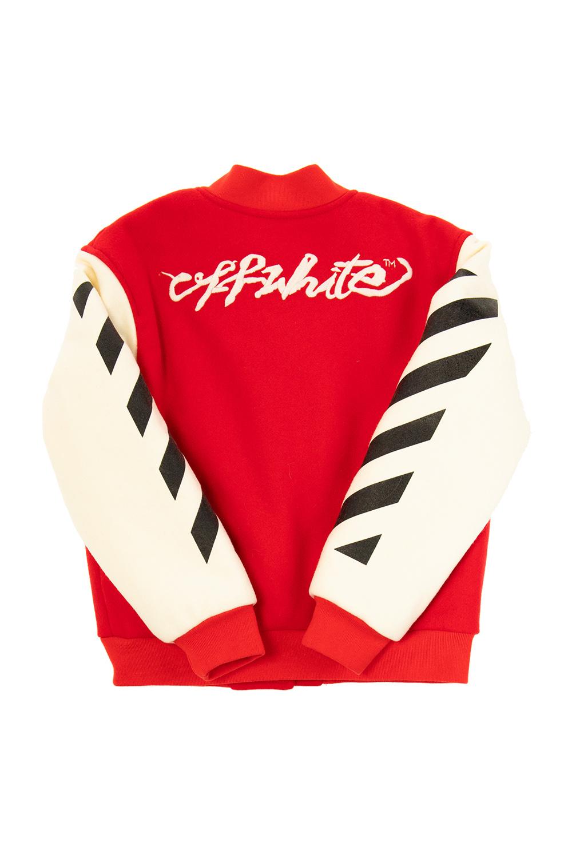 Off-White Kids Bomber jacket