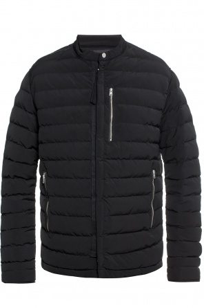 'okuno' quilted jacket od AllSaints