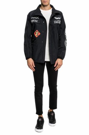 Printed jacket od Off White