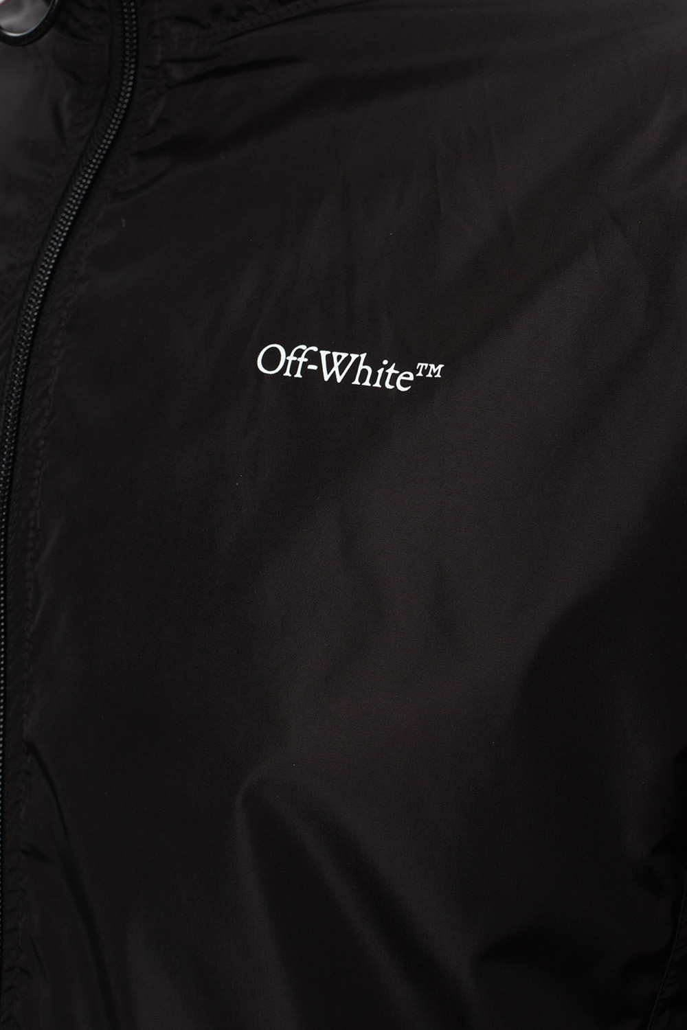 Off-White Jacket with logo