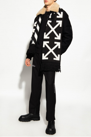 Jacket with pockets od Off-White