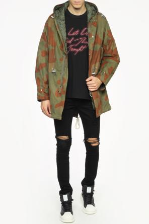 Camo parka od Off White