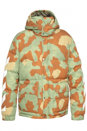 Camo quilted jacket od Off White